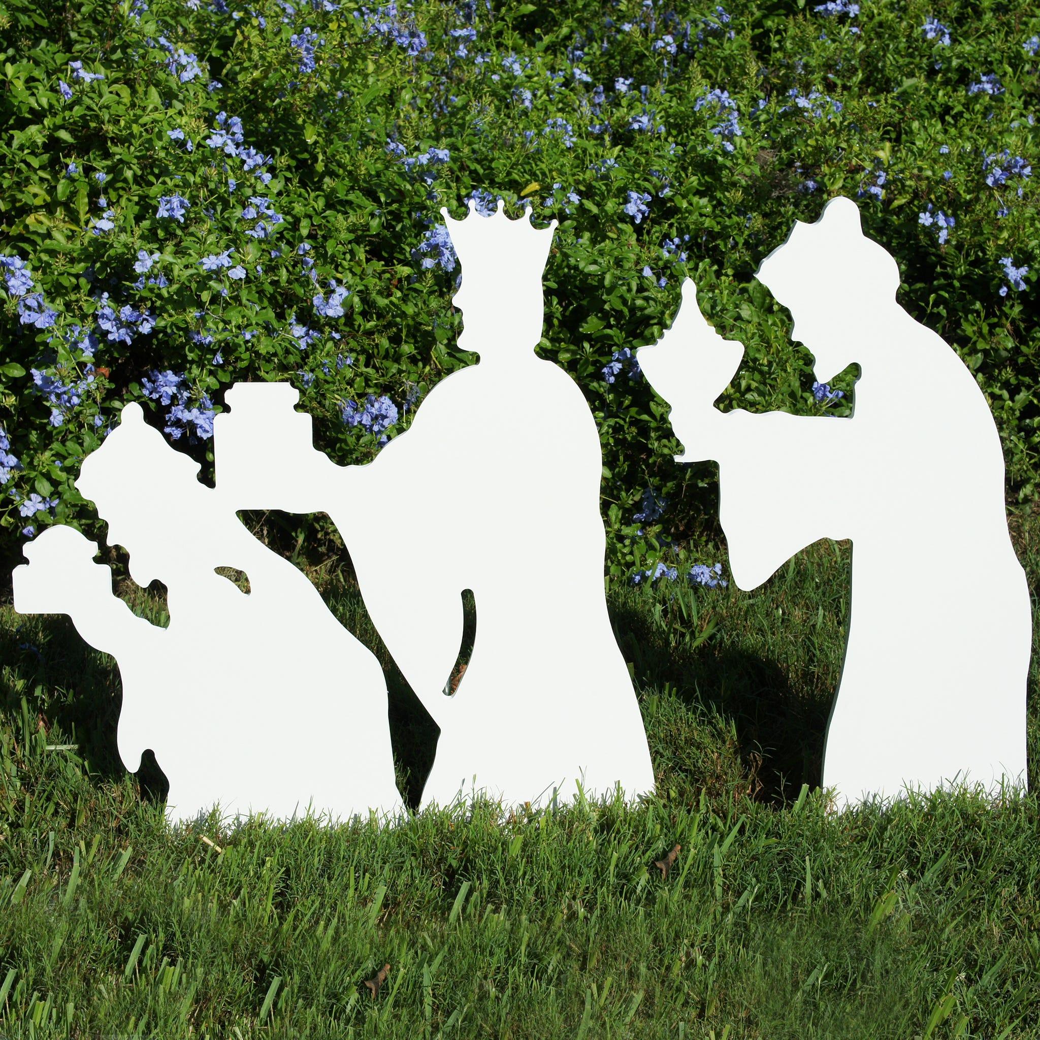 Three Wise Men Nativity Figures