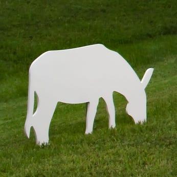Donkey Nativity Figure (Large)