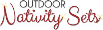 OutdoorNativitySets